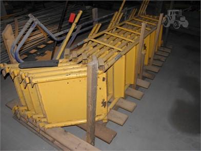 Scaffolding Stairway Leitern / Gerüste Geschäft / Lager