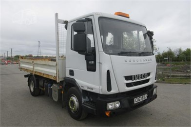 IVECO EUROCARGO 75E16 Tipper Trucks For Sale - 27 Listings