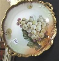 Wremburg Porcelain Plate