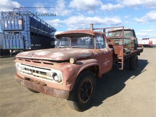 1962 Ford F600 - Trucks for Sale