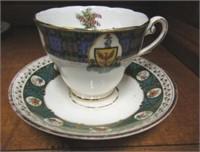 Tea Cup & Saucer Lot