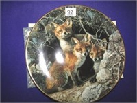 Carl Brenders Collector Plates