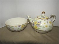 Skye McGhie Teapot & Cup Combination
