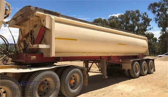 2005 Azmeb LEAD TIPPER Trailers for Sale