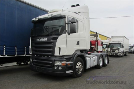 2009 Scania R500 Trucks for Sale