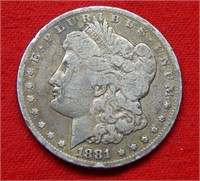 Weekly Coins & Currency Auction 5-3-19