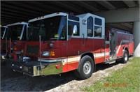 Broward Sheriff's Office Fire Rescue Fleet 10/04/2016