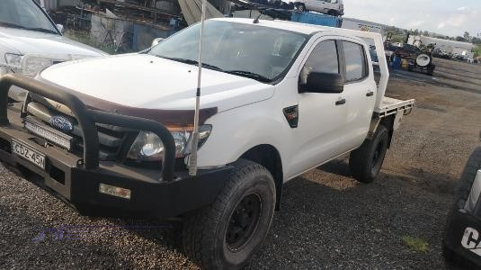 2011 Ford Ranger Crew Cab 4x4 Light Commercial for Sale