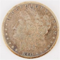 October 11th ONLINE ONLY Coin Auction