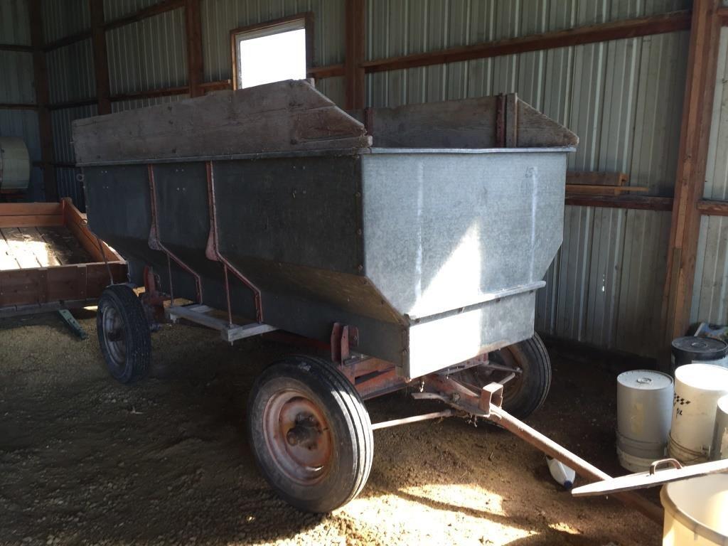 Heider flare box wagon, 80 bu | Whitaker Marketing Group