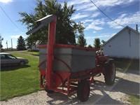 Heider feeder wagon, 100bu | HiBid Auctions