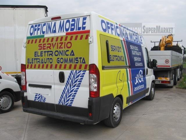 Fiat DUCATO Uzywany 2014 Veneto