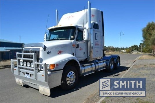 2010 International 9200 Eagle Smith Truck & Equipment Group - Trucks for Sale