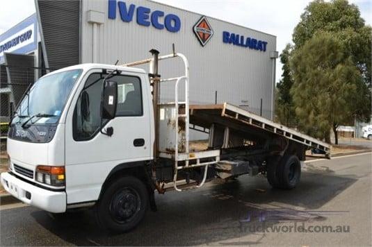 2001 Isuzu NQR 450 Trucks for Sale