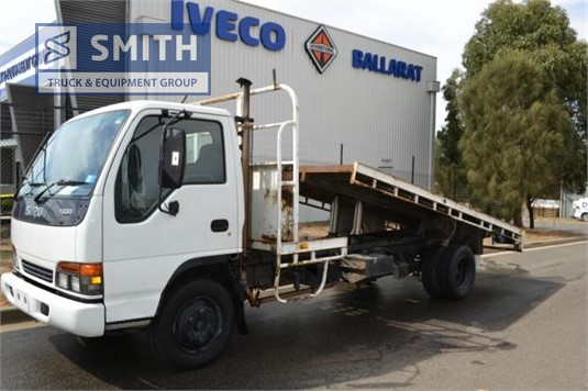 2001 Isuzu NQR Smith Truck & Equipment Group - Trucks for Sale