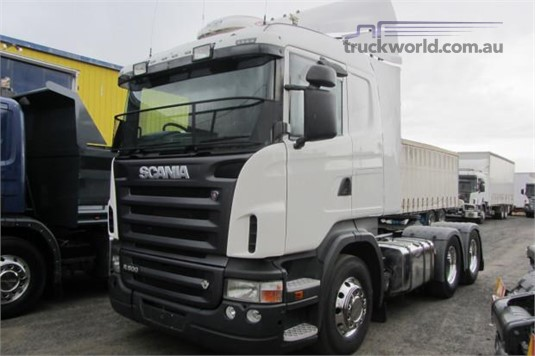 2008 Scania R500 Trucks for Sale