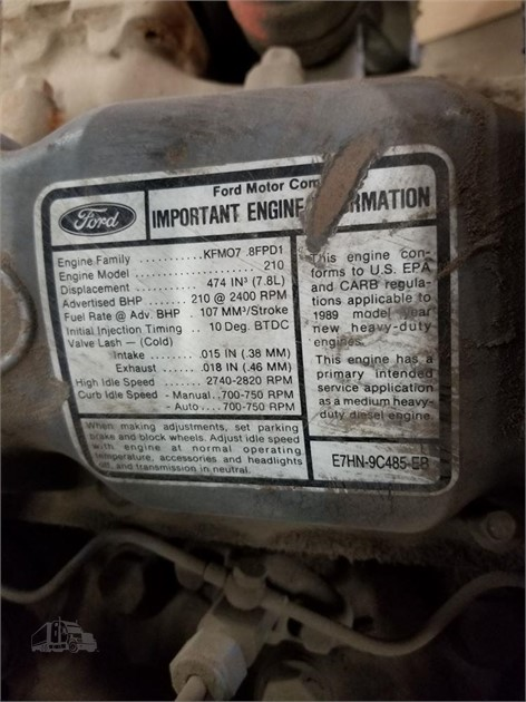 Adjust Idle Speed Diesel Engine