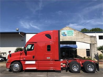 FREIGHTLINER CASCADIA 125 EVOLUTION Heavy Duty Trucks Online Auction