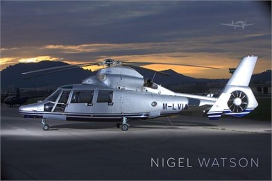 EUROCOPTER AS 365 Turbine Helicopters For Sale - 10 Listings