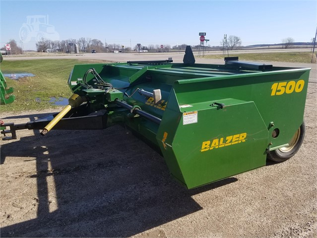 BALZER 1500 For Sale In Janesville, Minnesota | www burns-sales com