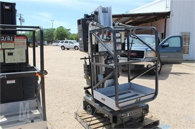 JLG 25AMDC 350LB CAPACITY - 25 2 PLATFORM HEIGHT - Other Auction