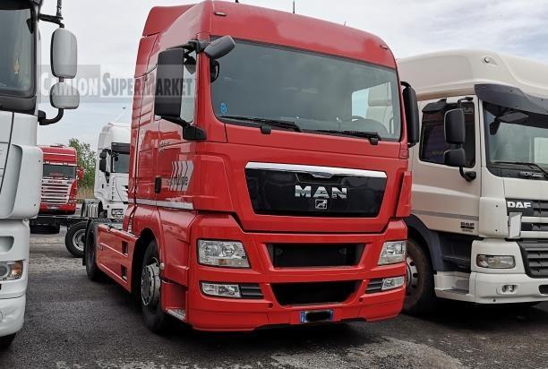 MAN TGA18.444 used