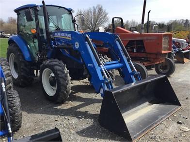 New Holland Farm Equipment For Sale In Cambridge, New York