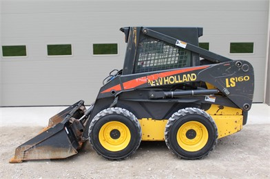 NEW HOLLAND LS160 For Sale - 23 Listings | MachineryTrader.com ... on