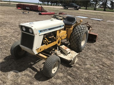 CUB CADET Farm Equipment Online Auction Results - 194