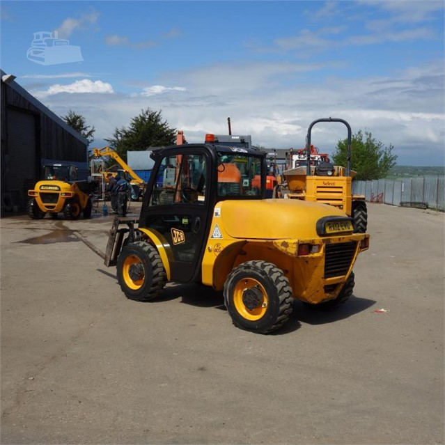 2012 JCB 520-40 For Sale In Upminster, ESSEX United Kingdom