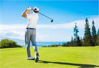 Golf or Running Performance Package