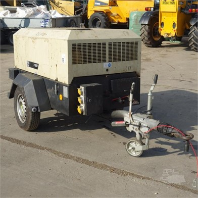 INGERSOLL-RAND Air Compressors For Sale - 676 Listings