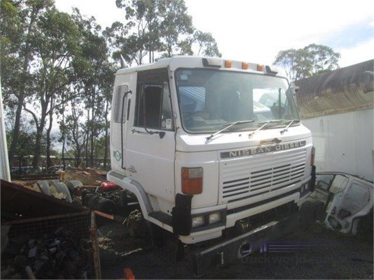 1990 Nissan Diesel CWA46 - Wrecking for Sale