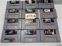 5/17/19 Classic  Video Game Auction