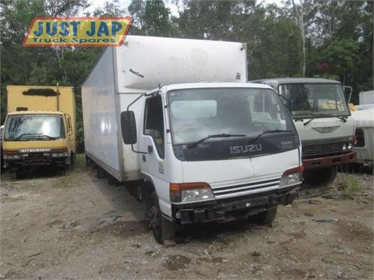 2002 Isuzu NQR Just Jap Truck Spares - Trucks for Sale