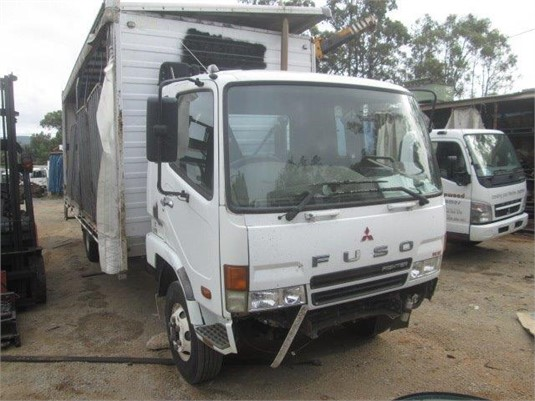 2007 Mitsubishi Fuso FK617 - Wrecking for Sale