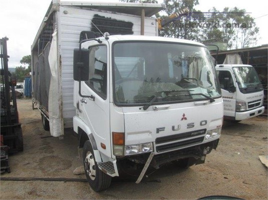 2007 Mitsubishi Fuso FK617 - Trucks for Sale