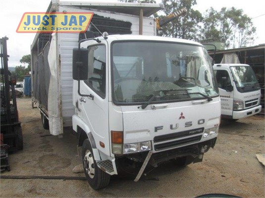 2007 Mitsubishi Fuso FK617 Just Jap Truck Spares - Wrecking for Sale