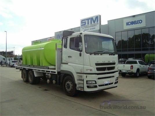 2012 Fuso FV54SJR5VFAA Trucks for Sale