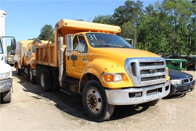 Ford F750 10' Dump Body - Electric Tarp - Diesel E Other