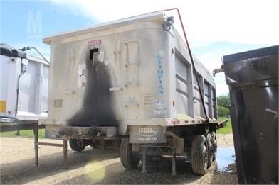 Heil 21 Cubic Yard Aluminum Dump Trailer - Electr Other Auction