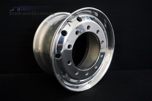 0 Alcoa Super Single Rim - Parts & Accessories for Sale