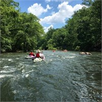 Rivanna River Co. Guided Kayaking Trip for Two