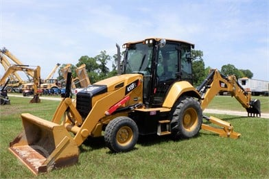 CATERPILLAR Loader Backhoes Auction Results - 118 Listings