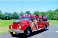 Antique Fire Trucks Party