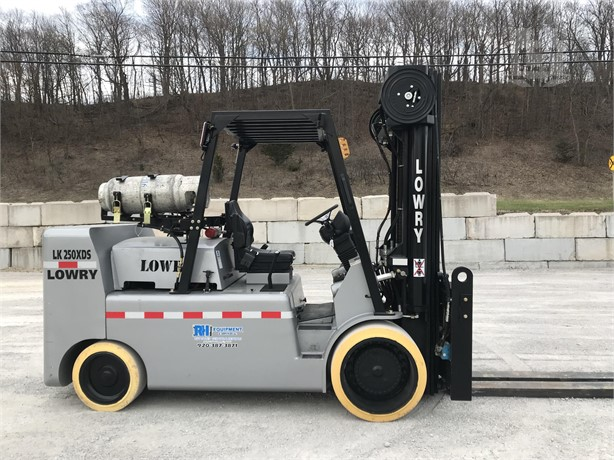 LOWRY Forklifts For Sale - 7 Listings   LiftsToday com