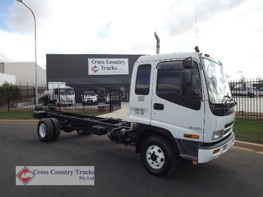 2006 Isuzu FRR 550 Cross Country Trucks Pty Ltd - Trucks for Sale