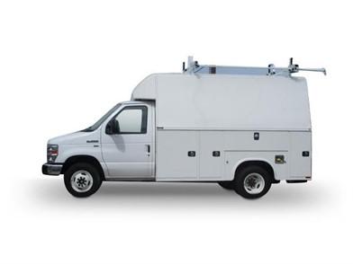FORD E350 Service Trucks / Utility Trucks / Mechanic Trucks