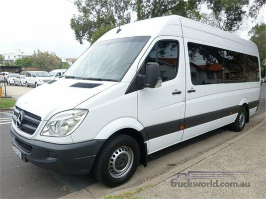 2012 Mercedes Benz Sprinter 906 MY11 313 CDI LWB Hi Roof Light Commercial for Sale