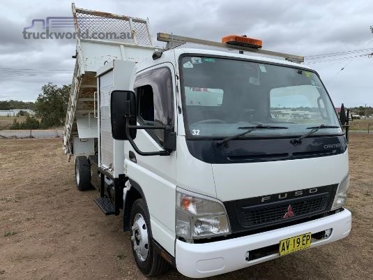 2007 Fuso Canter Trucks for Sale